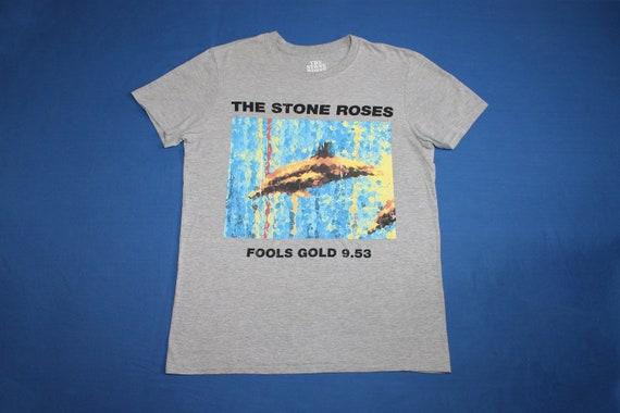 The Stone Roses shirt Fools Gold shirt English roc