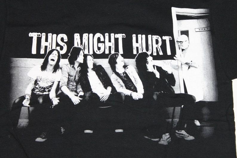The Treatment shirt This Might Hurt shirt English hard rock band shirt Heavy metal Men/'s size S