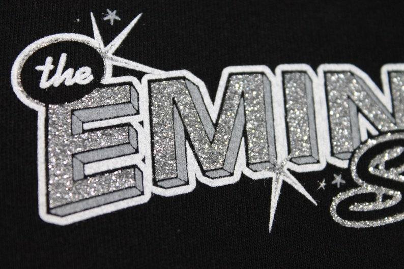 Eminem show shirt Hip hop Rap Ladies shirt size S