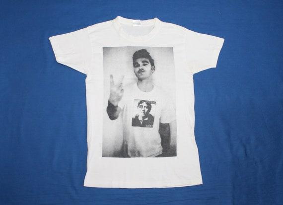 Morrissey shirt Alternative rock Indie pop Indie rock Jangle pop Men/'s size L