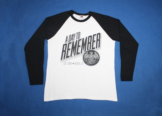 A Day to Remember long sleeve shirt American pop p