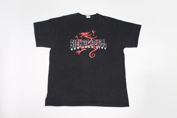 Sick of It All shirt American hardcore punk band M