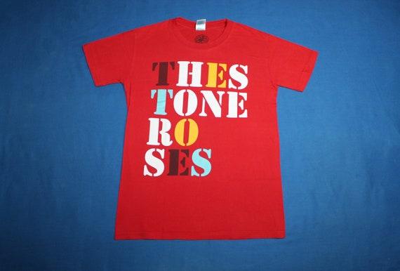 The Stone Roses shirt England rock band shirt Madc