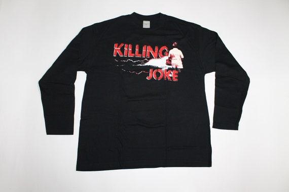 90s Killing Joke long sleeve shirt What's THIS For