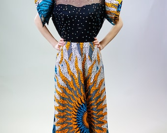 6f2e308f928 Sun Spread African Damse Style For Women Beautiful Touch of African Soft  Cotton