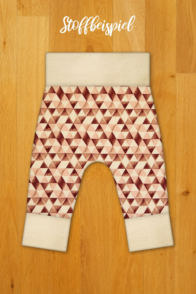 Cuddly triangles pumphosis co-growing suitable for winter