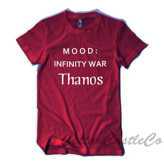 THANOS TITAN INSPIRED TSHIRT