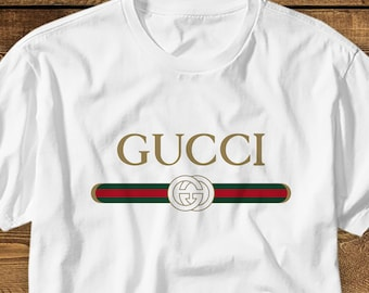 53d7883e Gucci Tee Shirt KIDS MENS Womens Gucci Inspired T Shirt Gucci T-shirt Gucci  Replica Designer Tshirt Fashion Top Gucci Belt Logo Shirt GG Tee