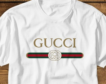 d274c43f Gucci Tee Shirt KIDS MENS Womens Gucci Inspired T Shirt Gucci T-shirt Gucci  Replica Designer Tshirt Fashion Top Gucci Belt Logo Shirt GG Tee