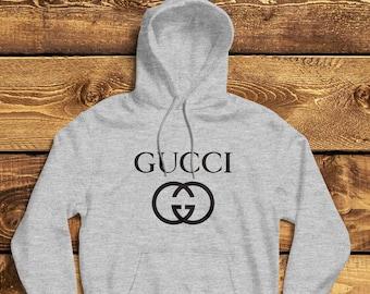 016bc36dd4b Gucci Hoodie Sweatshirt KIDS MENS WOMENS Designer Hoodie Gucci Inspired  Gucci Sweater Gucci Replica Gucci Pullover Gucci Shirt Gucci Logo