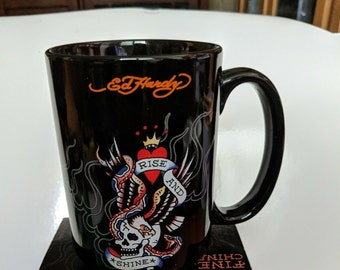 4c7a5e89392 Ed Hardy Coffee Mug 11 oz mugs mug