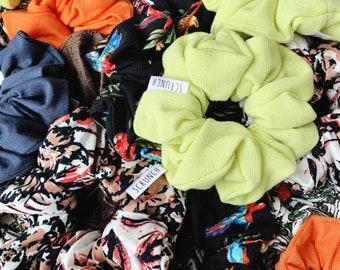 Scrunchies - ODDS & SODS  Collection   Hair Ties   Hair Elastics   Homemade Scrunchies Canada