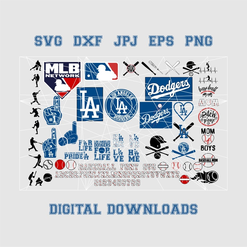 Los Angeles Dodgers svg,Dodgers svg,Dodgers,Los Angeles Dodgers tshirt,Dodgers logo,National League,MLB svg,Baseball font,Baseball clipart