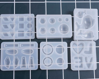 Resin molds | Etsy
