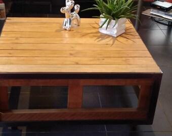 Table Basse Palette Etsy