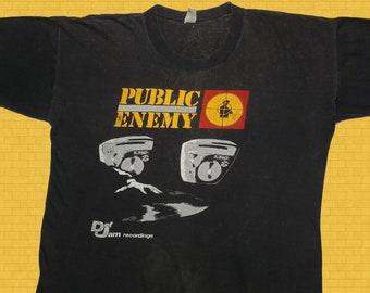 236b3c731 Public enemy vintage | Etsy
