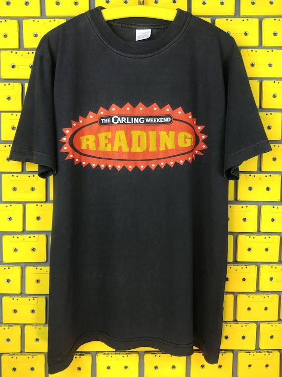 Vintage 2000 Reading Leeds Rock Festival Lineup Sh