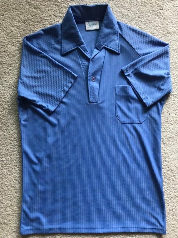 60s Baby Blue California Shirt