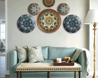 Decorative plates for hanging  Etsy