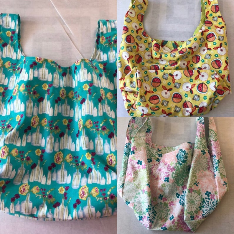 Reusable Grocery Bag day bag library bag Wide reusable bag grocery bag Wide bottom Shopping bag weekender bag tote bag