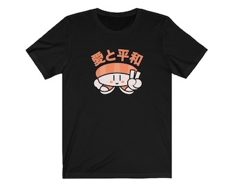 Sushi Bro - Salmon by RickyWill T Shirt