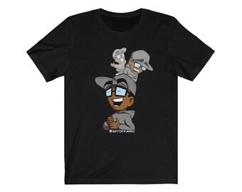 LOL Laughing Kimboji by Art of Kimbo T Shirt