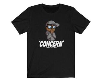 CONCERN Kimboji with Text by Art Of Kimbo T shirt
