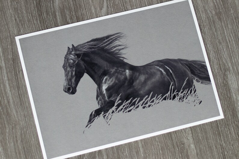 Hearke  Art Print  A4  Strictly Limited image 0