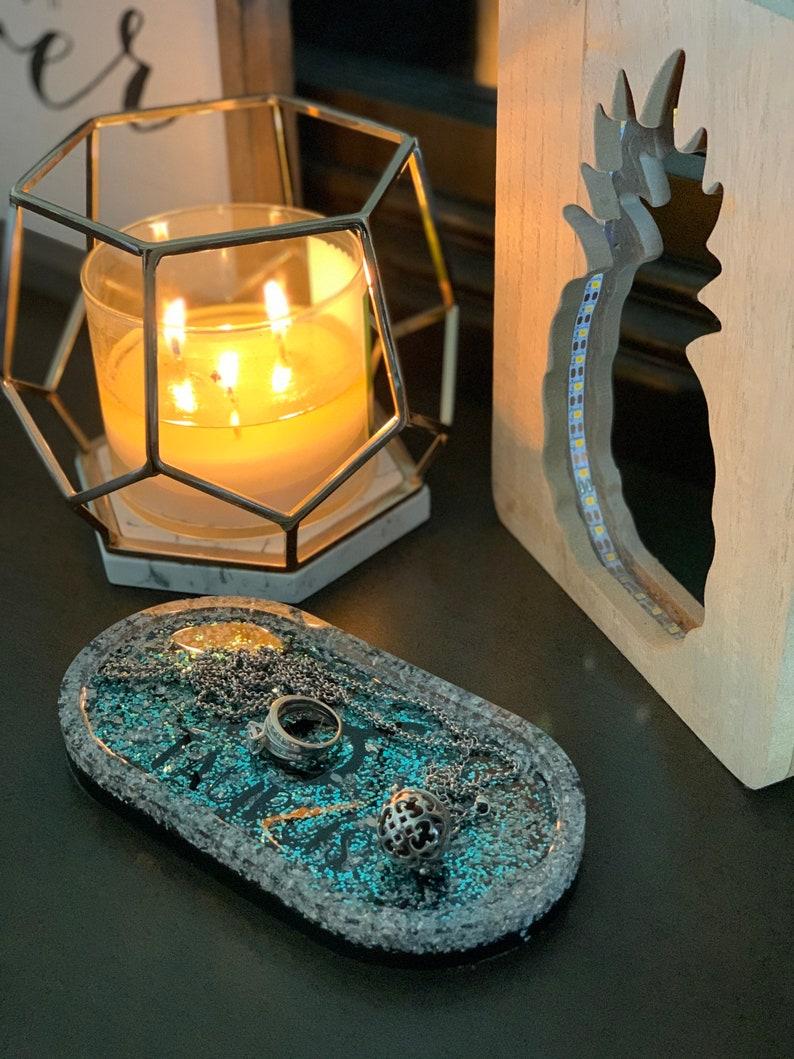 Zodiac ring tray