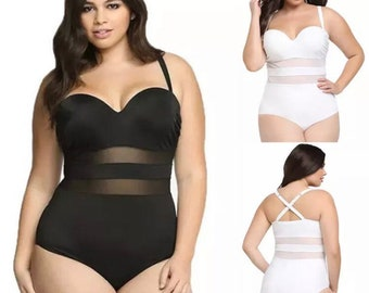f2e8df6b3d470 Plus size swimwear