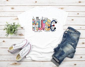 e066e6da77fea Nurse T Shirt, Nursing T Shirt, Nurse Sublimation Shirt, Nurse Sublimation  Design, Nurse Shirt, Nurse Shirt Design, Nurse T-Shirt, Nursing