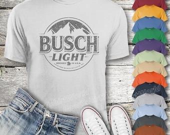 df60276185 Busch Light Beer T-Shirt Custom Designed