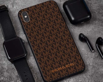 4a91c2f58a95 Michael Kors Case, iPhone XS Max Case, iPhone XR Case Inspired by New  Fashion iPhone 7/7+ 8/8+ 6S Plus Samsung S10 S9 Plus Note 9 8 Case