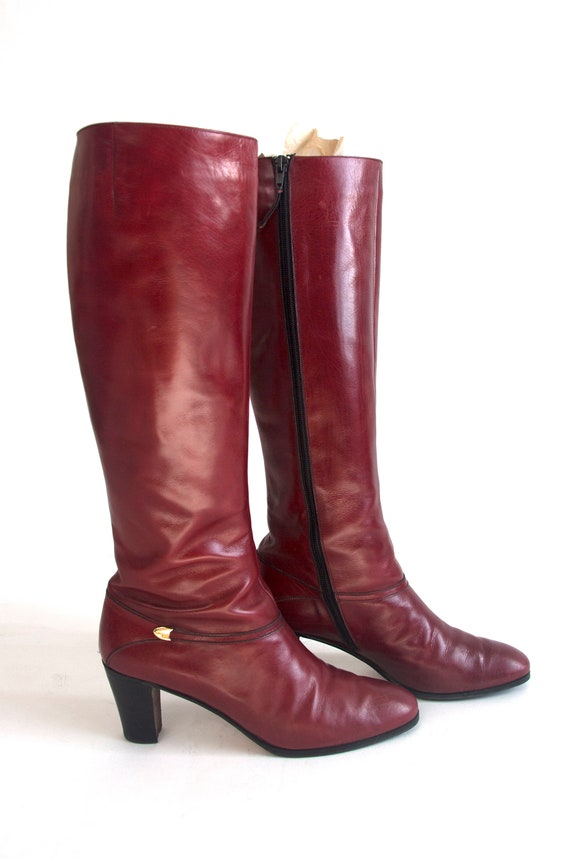 70's-80's Ferragamo Boots - image 2