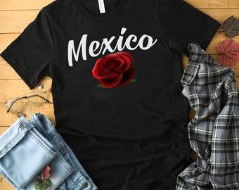 b9fe8511e Mexico Shirt - Mexican t shirt- Latino shirt -Latina shirt