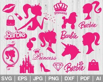 Barbie Logo Etsy