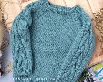fb8fec06b441 Baby knitted cardigan