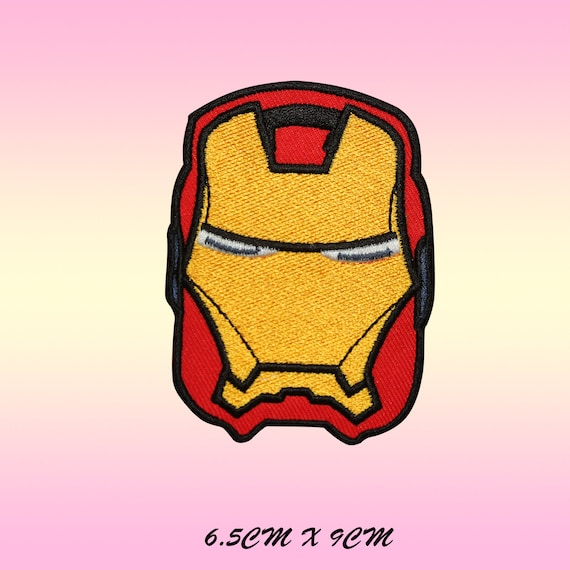 Superheroes Avengers A logo badge Iron or Sew on Embroidered Patch UK Seller