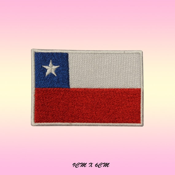 Mexico National Flag Embroidered Patch Iron on Sew On Badge For Clothes etc
