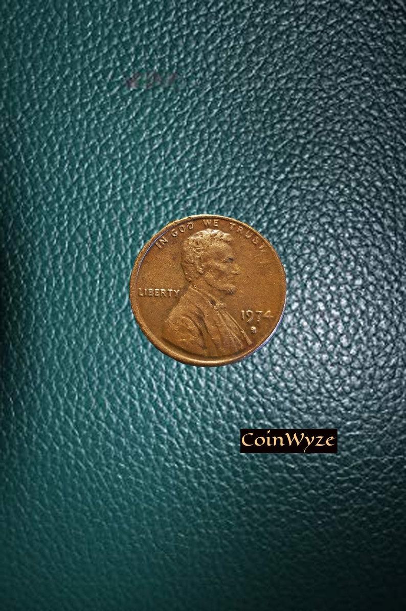 1974-S & D Penny DDO Error Coin