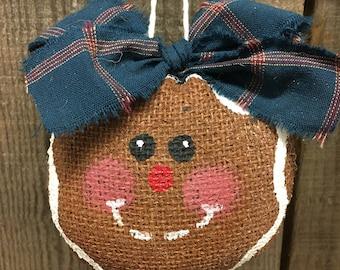Gingerbread Ornament/Bowl Filler