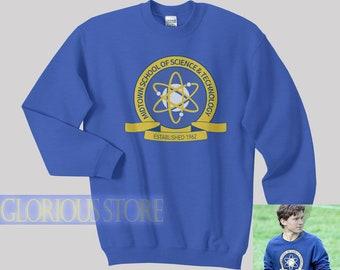 f8eff354 midtown school of science and technology Sweatshirt Tom Holland T-shirt New  Peter Parker Spiderman Logo Sweater Unisex Tee For men & Women