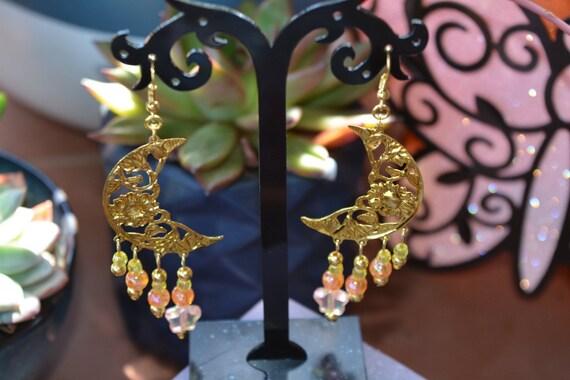 Moon Magic Earrings