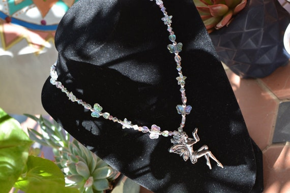 Wishing Fairy Necklace