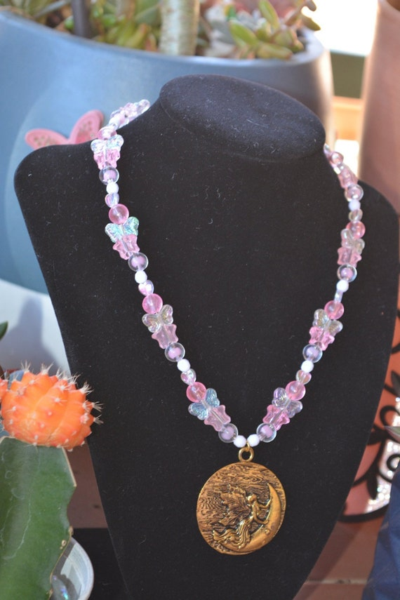 Moon Fairy Necklace
