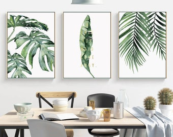 Palm Leaf Painting Etsy I can custom made designs and sizes, if you. palm leaf painting etsy