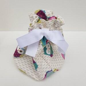 Lotus Birth Bag Kit Lined Pink Velvet