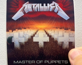 Metallica St Anger Car Bumper Sticker Decal 3/'/' or 5/'/'