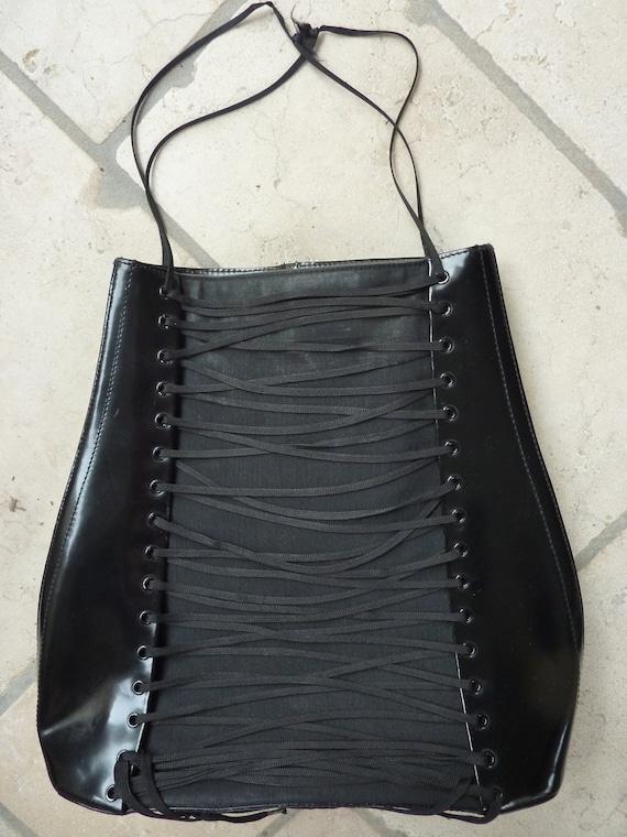 gaultier  jean paul gaultier jpg sac corset