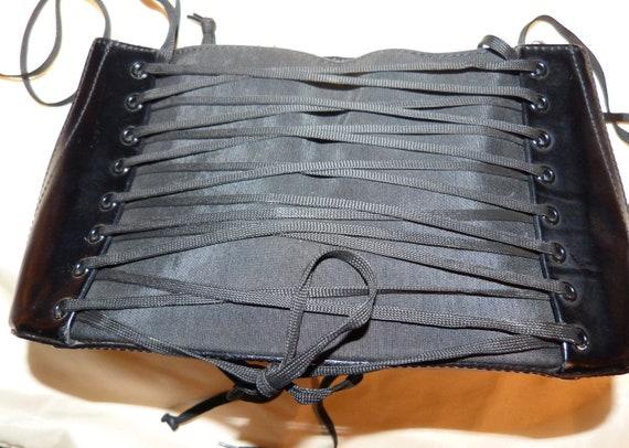 Gaultier corset bag